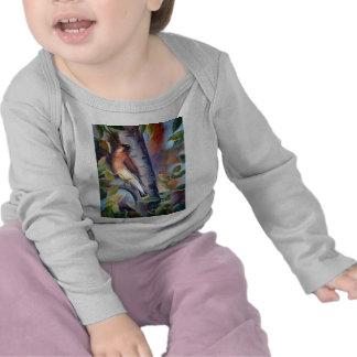 Cedar Waxwing Infant Tshirt