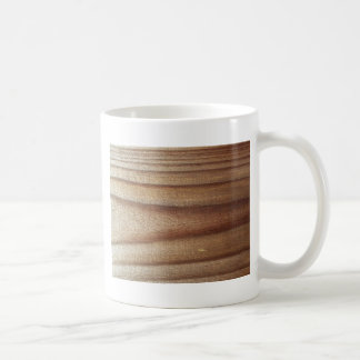 Cedar Wood Coffee Mug
