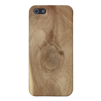 Cedar Wood Inspired Texture Rustic Case For The iPhone 5