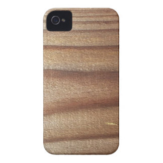 Cedar Wood iPhone 4 Cover