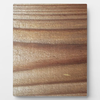 Cedar Wood Plaque