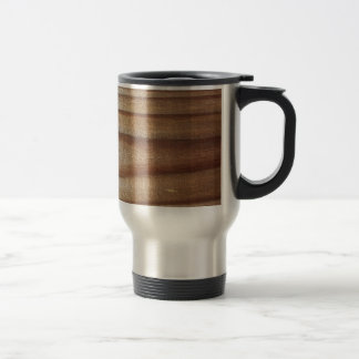 Cedar Wood Travel Mug