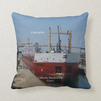 Cedarglen square pillow