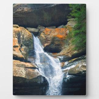 Ceder Falls, Hocking Hills Ohio Plaque