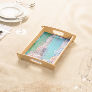 Cefalu Beach - Small Serving Tray