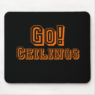 CEILING FAN COSTUME MOUSE PAD