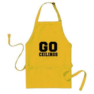 CEILING FAN (Go Ceilings) Adult Apron