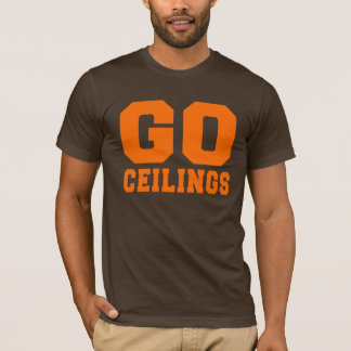 CEILING FAN (Go Ceilings) Costume T-Shirt