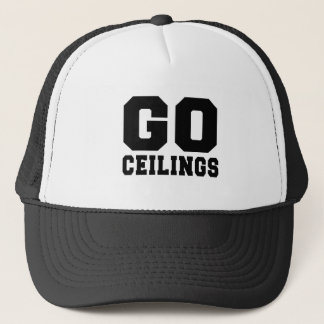 CEILING FAN (Go Ceilings) Trucker Hat