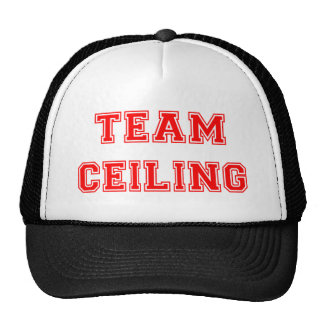 Ceiling Fan Red Cap