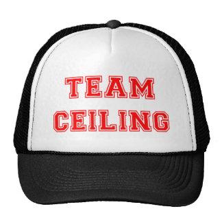 Ceiling Fan Red Hats