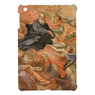Ceiling Mural Church of San Giuseppe Italy iPad Mini Cover