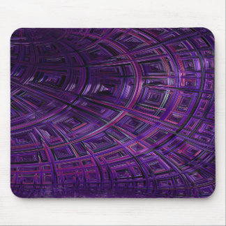 Ceiling Stare Fractal 2 Mouse Pad