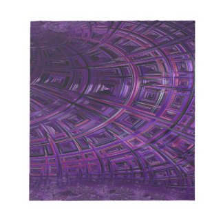 Ceiling Stare Fractal 2 Notepad