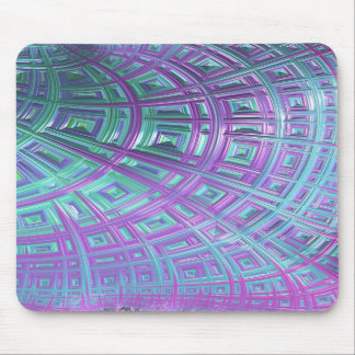 Ceiling Stare Fractal Mouse Pad