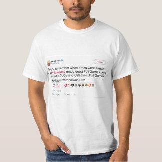 Celeb Tweet Graphic T-Shirt