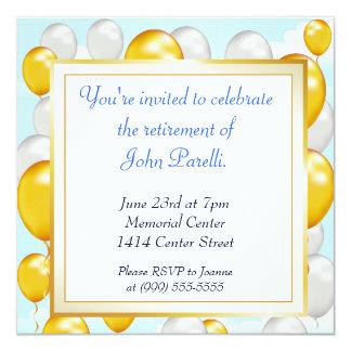 Celebrate a Retirement Card