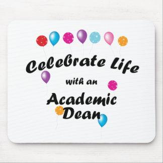 Celebrate Academic Dean Mousepads