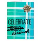 Celebrate Alcohol Card