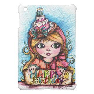 Celebrate! Big Eye Birthday Girl iPad Mini Covers