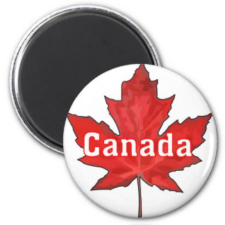 Celebrate Canada Day 6 Cm Round Magnet