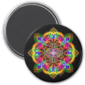 Celebrate Change 7.5 Cm Round Magnet