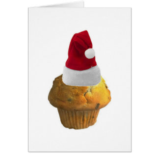 Celebrate Christmas With a Muffin Card