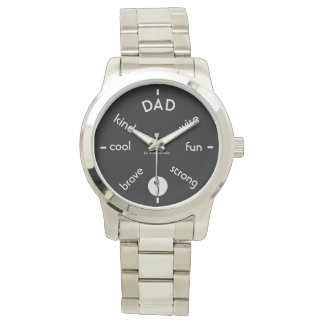 Celebrate Dad Watch
