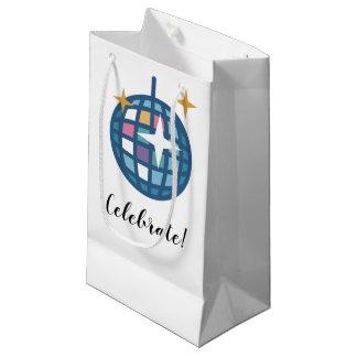 Celebrate Disco Ball Gift Bag