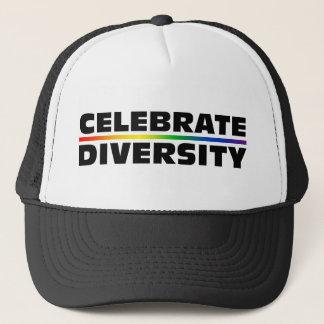 Celebrate Diversity Hat