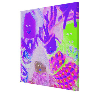Celebrate Diversity - Inclusion Not Exclusion Canvas Prints