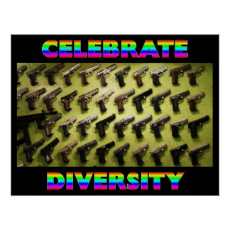 Celebrate Diversity Print