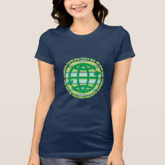 Celebrate Earth Day Every Day Shirts