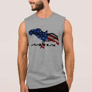 Celebrate Freedom Daily Sleeveless Shirt