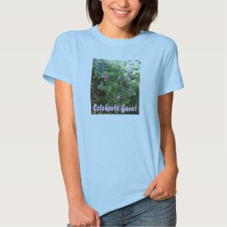 Celebrate Gaia T Shirts