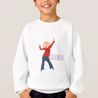 Celebrate Girl Sweatshirt