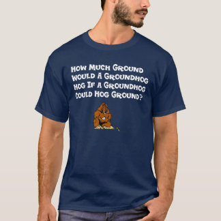 Celebrate Groundhog Day!! T-Shirt