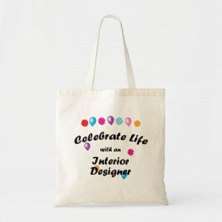 Celebrate Interior Designer Tote Bag