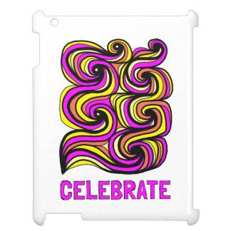"""""""Celebrate"""" iPad, iPad Mini, iPad Mini 2, iPad Air Case For The iPad 2 3 4"""