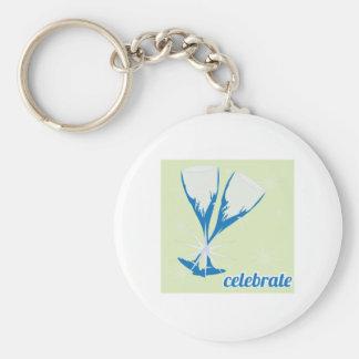 Celebrate Key Chains