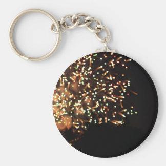 Celebrate Keychain