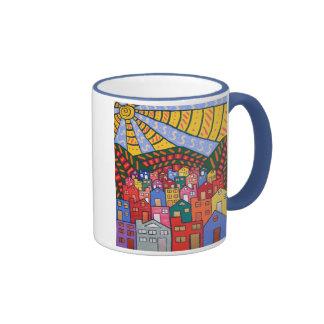Celebrate life ! coffee mug
