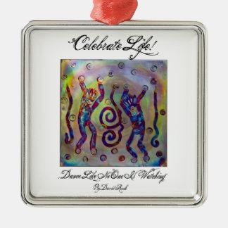 Celebrate Life Ornament