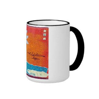 Celebrate Life Ringer Mug
