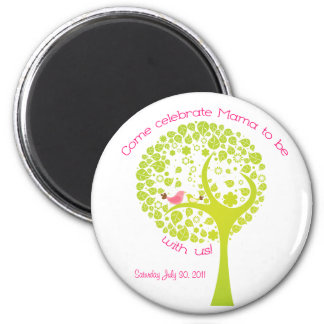 Celebrate Mama to be! Magnet