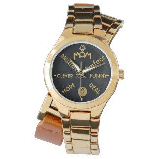 Celebrate Mom Wristwatch