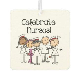 Celebrate Nurses Air Freshner