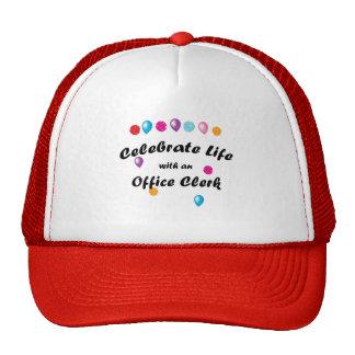 Celebrate Office Clerk Cap