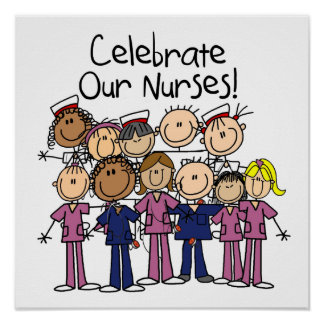 Celebrate Our Nurses Poster