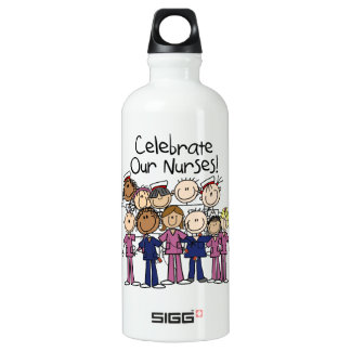 Celebrate Our Nurses SIGG Traveller 0.6L Water Bottle